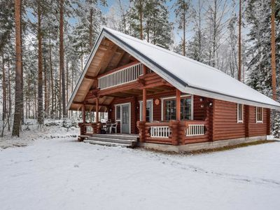 Photo for Vacation home Niitsinniemi in Mikkeli - 5 persons, 2 bedrooms