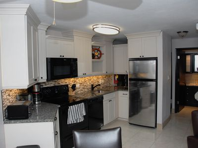 Photo for Fully Renovated 1 Bedroom On Seven Mile Beach Cayman Reef Resort #1