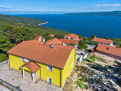 Photo for Vacation home Helena  in Plominsko Zagorje, Istria - 9 persons, 4 bedrooms
