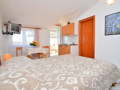 Photo for Apartment in the center of Vodice with Internet, Air conditioning, Balcony (113875)