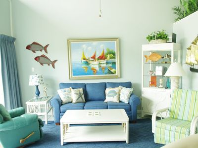 Unit 17, Once Upon a Tide, 2 Bedroom Beach Condo