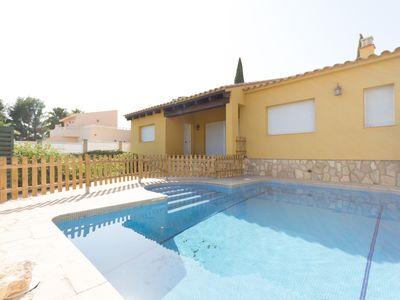 Photo for FAMILY PRIVATE VILLA WITH SWIMING-POOL, BBQ AND WIFI_TORD II