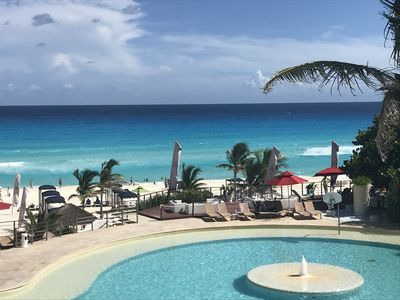 Photo for Beautiful Cancun Resort and Beach
