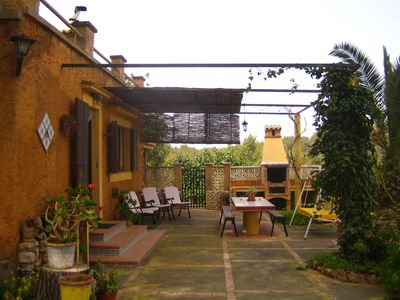Photo for Finca surrounded by mountains and nature, with wonderful views