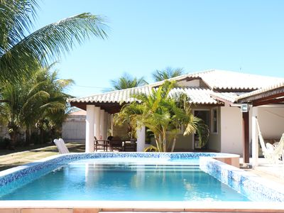 Photo for July holidays in Porto Seguro!  Beach house 5 bedrooms swimming pool barbecue