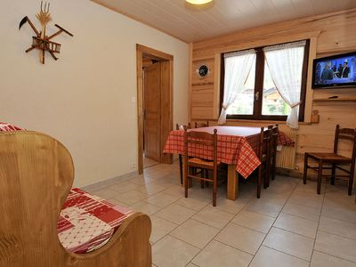 Photo for 2BR Apartment Vacation Rental in La Chapelle-D'abondance, Auvergne-Rhône-Alpes
