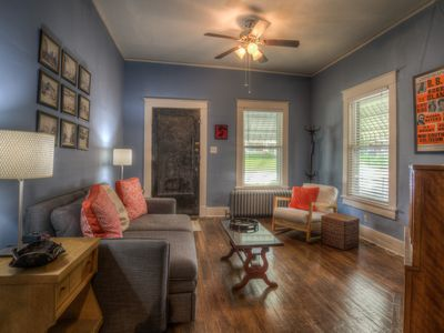 Photo for Recently remodeled, steps from the Square's Theater District in Midtown Memphis!