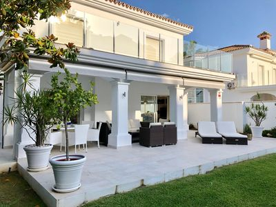 Photo for Luxury Villa at 8 minutes driving from Puerto Banús