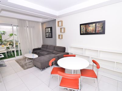 Photo for Nice apartment with great terrace #16