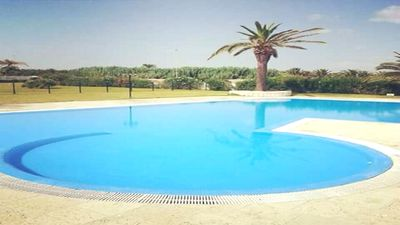 Photo for Comfortable Villa on the Sea, in private complex with Pool: Relax in South Italy