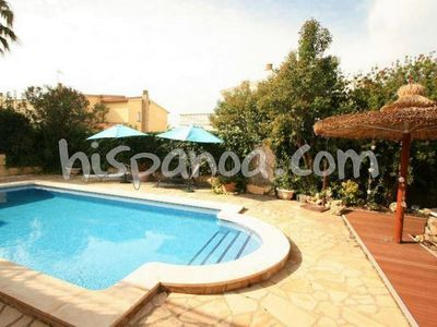 Photo for private pool villa rentals on the Costa Brava near sea