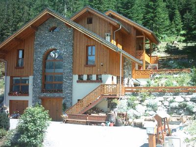 Photo for Stunning Holiday Home in Modane with Terrace