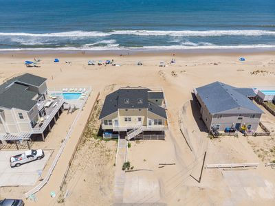 Photo for Panoramic beach views. 6 bedrooms, 4 full baths, sleeps 16!