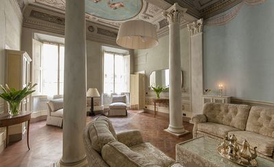 Photo for exclusive historic residence 60 meters from the Brunelleschi Cathedral