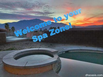 Photo for ★ Soak in Natural Hot Mineral Water at The Private Vacation Home YOU Deserve ★