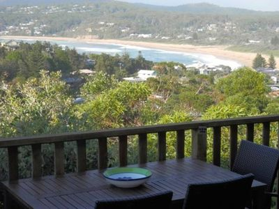 Photo for Copa Beach House, beach views, private and quiet.
