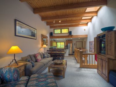 Photo for 2BR/2BA Condo in Historic Telluride, Fireplace, Hot tub on site.