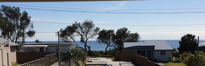Photo for **Culburra Sun Surf Sand 150 steps to the beach and water views from the balcony