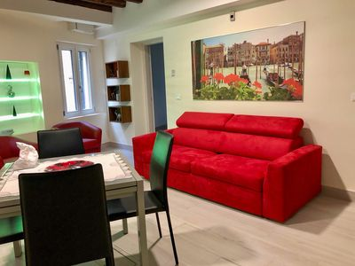 Photo for 1BR Apartment Vacation Rental in Venezia, Veneto