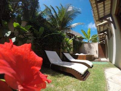 Photo for 2BR Chalet Vacation Rental in tibau do sul, RN