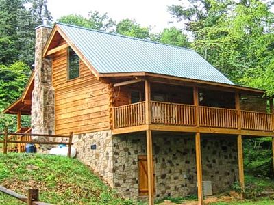 Photo for Western Charm Cabin in Pigeon Forge