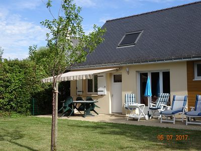 Photo for Pleasant detached house with enclosed garden, near the Center Bourg