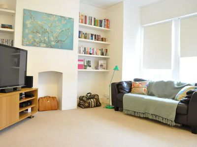 Photo for Bright 2 Bedroom Apartment in Battersea