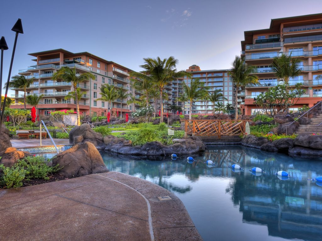 Honua Kai Floor Plan Fabulous Ocean View Konea 5th Floor Studio Lahaina Maui