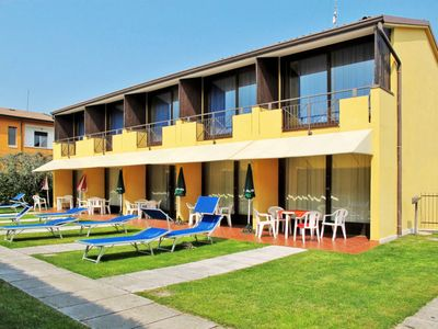 Photo for Apartment Residence Beatrix (BDL130) in Bardolino - 4 persons, 1 bedrooms