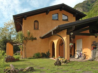 Photo for Vacation home Villa Madda  in Dongo (CO), Lake Como - 5 persons, 2 bedrooms