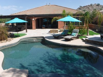 Photo for Beautiful Vacation Home Located in Estrella Mountain Ranch!