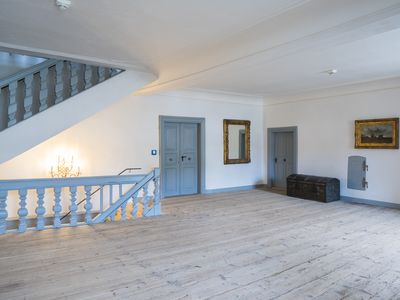 Photo for Suite in the west wing of Schönberg Castle in Wenzenbach