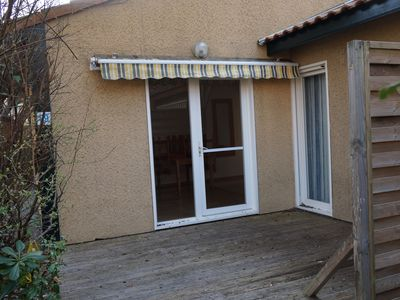 Photo for Villas du Lac 59 - Quality 1 Bed Villa in Well Equipped Resort South West France