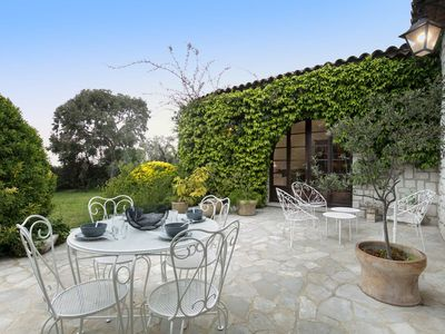 Photo for Beautiful stone house for an authentic stay in the South of France