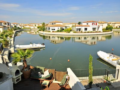 Photo for Lovely 2 bedroom Villa in Aigues-Mortes (Q1746)