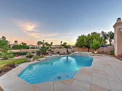 Photo for Lakefront 4BR Glendale Home w/Pool & Hot Tub!