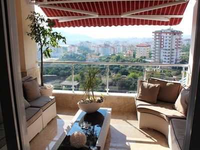 Photo for Duplex penthouse in a 5 star residence with fabulous view and luxury.
