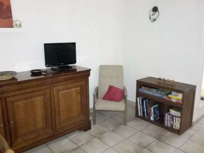 Photo for 2-room apartment near Strasbourg (15 minutes from the center by tram)
