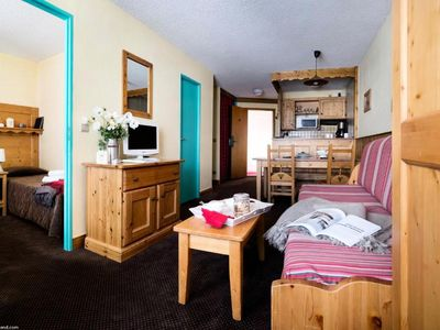 Photo for Résidence Le Cheval Blanc *** - 2 Rooms 4/6 People