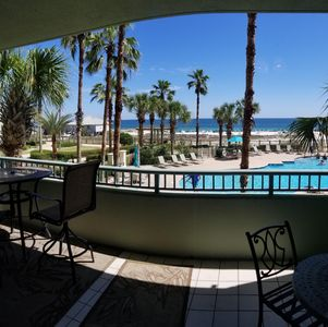 Photo for Beach Club A207 Second Floor! King/2Twins/Sleep Sofa- Direct Gulf View -WIFI