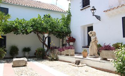 Photo for Casa la Familia an beautiful authentic cortijo with a large courtyard.
