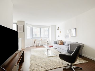 Photo for Simple 1BR in Midtown East by Sonder