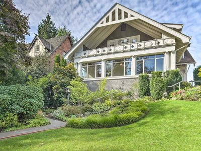 Photo for NEW! Large Historic Home 3 Mi to Downtown Seattle!