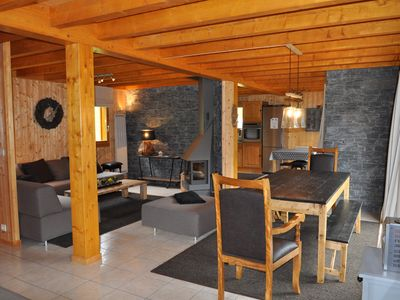 Photo for Chalet Namalou 9 couchages