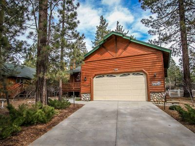 Photo for *SINGLE STORY EQUIPPED LOG CABIN~Central Location~