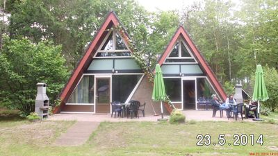 Photo for Bungalow B56 / B57 for 6 persons also as a duo Bungalow up to 12 persons.