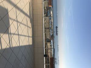 Photo for Sea view terrace, easy access to central places..