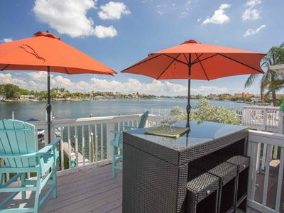 Photo for Fantastic Views from your Private Balcony over Boca Ciega Bay.  All Updated Inside!