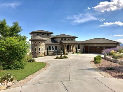 Photo for Beautiful Tuscan Home Overlooking Colorado Springs