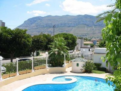 Photo for 2BR Apartment Vacation Rental in Denia, Alicante